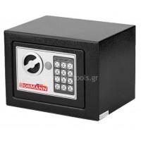 Χρηματοκιβώτιο ασφαλείας Bormann BDS2300 23x17x17cm 020875