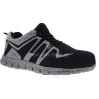Παπούτσια Bormann MISSOURI αθλητικά ορθοστασίας S0 χωρίς προστασία με διαπνέον υλικό 021155-021230