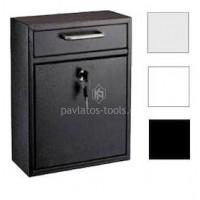 Γραμματοκιβώτιο Bormann 30,5x27x12 cm 022381-022404