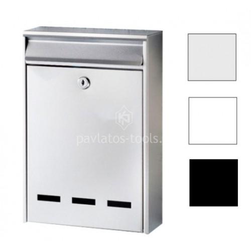 Γραμματοκιβώτιο Bormann 30x20x5 cm 022411-022435