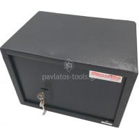 Χρηματοκιβώτιο Bormann με κλειδί 35x25x25 cm BDS2200 022640