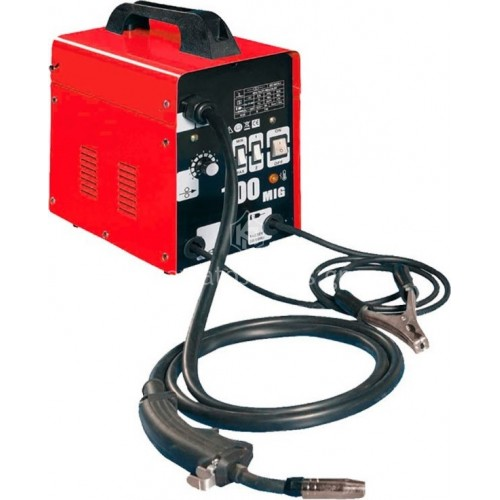 Ηλεκτροκόλληση MIG Bormann 130A BIW1130 022749