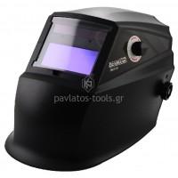 Μάσκα ηλεκτροκόλλησης Bormann ρυθμιζόμενη BWH2500 023395