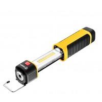 Φακός TOPEX LED με προέκταση 4XAAΑ 94W384  024503