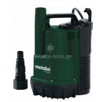 Βυθιζόμενη Αντλία Ρηχής Αναρρόφησης  Metabo  TP  7500  SI  0250750013