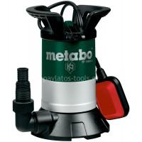 Βυθιζόμενη Αντλία Metabo ομβρίων υδάτων 550 Watt TP 13000 S 0251300000