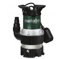 Βυθιζόμενη Αντλία Καθαρού-Ακάθαρτου Νερού Metabo TPS 14000 S Combi 0251400000
