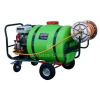 Ψεκαστικό βενζίνης 6.5hp με βυτίο 160ltr NS6200 025276