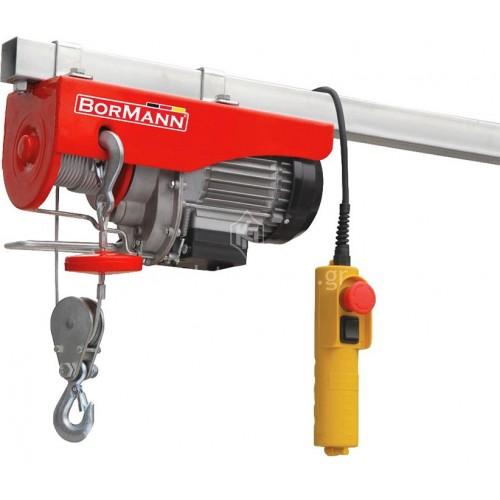 Ηλεκτρικό Παλάγκο Bormann BPA2000 480 Watt 200kg/12m 027430