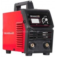 Ηλεκτροκόλληση Inverter Bormann με ψηφιακή ένδειξη ρεύματος 140A BIW1410 027522