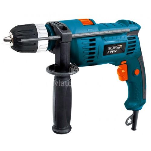 Κρουστικό Δράπανο Bormann Pro 650 Watt 13mm BID6500 028079