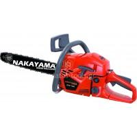 Αλυσοπρίονο βενζίνης Nakayama 2.45HP 45cm λάμα PC4600 029069