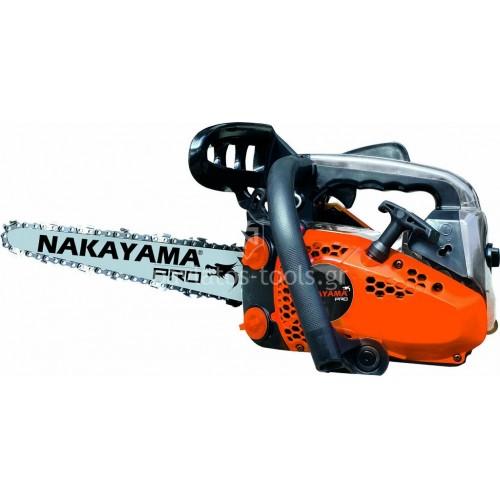 Αλυσοπρίονο Nakayama κλαδευτικό βενζίνης  25cm λάμα PC3530 030652