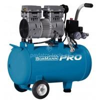 Αεροσυμπιεστής Bormann oil-less (χωρίς λάδι) 0.75lt BAT5080 030850