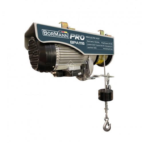 Ηλεκτρικό παλάγκο 1600W Bormann BPA1118 036227