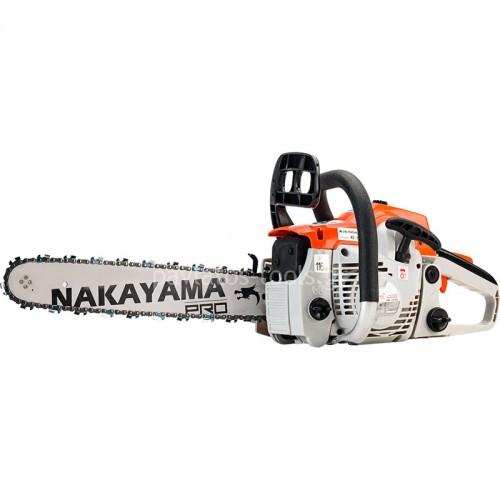 Αλυσοπρίονο βενζίνης Nakayama Pro 2HP 40cm λάμα PC4100 036456