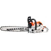 Αλυσοπρίονο βενζίνης Nakayama 3.5hp λάμα 50cm PC5610+δώρο ρολόι 036470