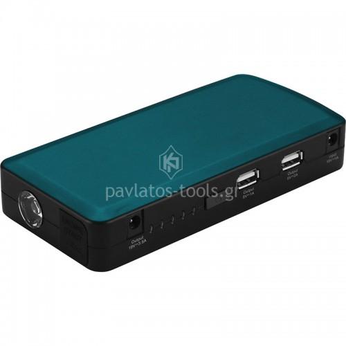 Εκκινητής-power bank 12V 8000AH/400Α Bormann Pro BBC8010 037293