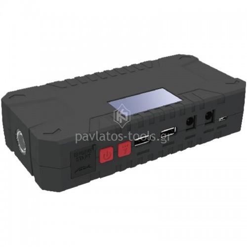 Εκκινητής Μπαταριών-power bank 12V 12000AH/500Α Bormann Pro BBC8520 037309