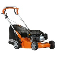 Βενζινοκίνητη μηχανή γκαζόν Oleo-Mac αυτοκινούμενη G 48TK comfort plus 140cc 049324