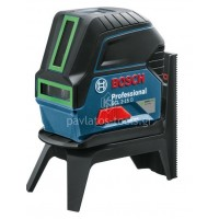 Αλφάδι λέιζερ BOSCH πράσινης δέσμης GCL 2-15 G Professional 0601066J00