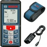 Μετρητής αποστάσεων με λέιζερ Bosch GLM 80 Professional 0601072300