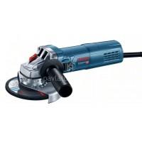 Γωνιακός Τροχός Bosch με ρυθμιζόμενη ταχύτητα 900 Watt 9-125 S 0601396104