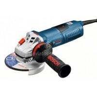Γωνιακός Τροχός Bosch  με ρυθμιζόμενη ταχύτητα 1300 Watt GWS 13-125 CIE 060179F002