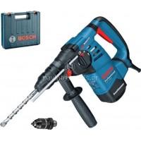 Περιστροφικό Πιστολέτο Bosch SDS-plus με Ταχυτσόκ 800 Watt Professional GBH 3000 061124A006