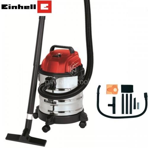 Ηλεκτρική σκούπα υγρής&ξηρής αναρρόφησης Einhell 1250W TC-VC 1820 S 2342167