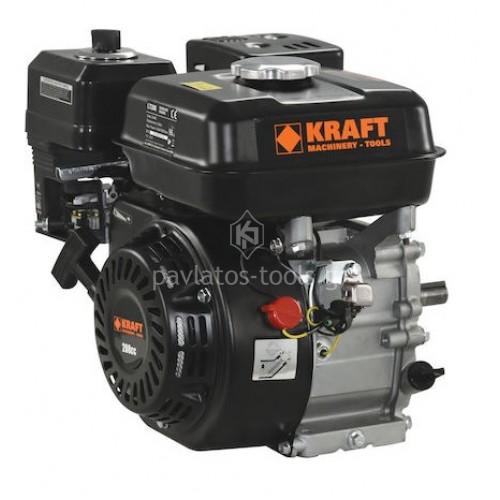 Βενζινοκινητήρας Kraft τετράχρονος 208cc 6.5HP 23468