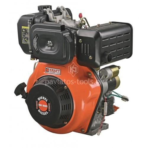 Κινητήρας πετρελαίου Kraft με ηλεκτρική εκκίνηση 23469
