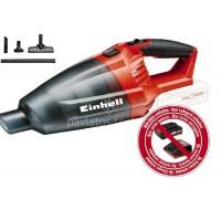 Επαναφορτιζόμενο Σκουπάκι Einhell (χωρίς μπαταρία+φορτιστή) TE-VC 18 Li-solo 2347120