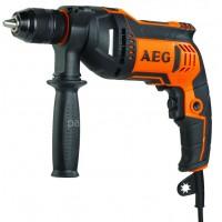 Δράπανο Περιστροφικό AEG 750 Watt BE750RE 245116