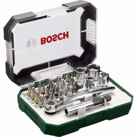 Σετ mini καστάνια-μύτες Bosch 26 τεμαχίων 2607017322