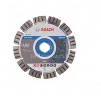 Διαμαντόδισκος κοπής Bosch Best for Stone 150mm