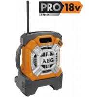 Ραδιόφωνο AEG BR 18-0 χωρίς μπαταρία και φορτιστή 294251