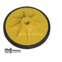 Πλατό Velcro PG για γωνιακό τροχό και δράπανο με διάμετρο 150mm 33.885