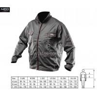 Μπουφάν εργασίας Neo Tools 65% polyester-35% βαμβακερό 245g/m2 415384