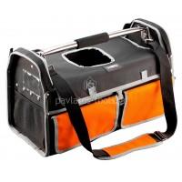 """Τσάντα εργαλείων Neo tools επαγγελματική 20"""" από 600D Nylon με αδιάβροχο πάτο 84-300 417258"""