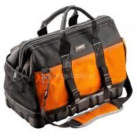 Τσάντα εργαλείων Neo tools επαγγελματική από 600D NYLON με αδιάβροχο πάτο 84-305 417265