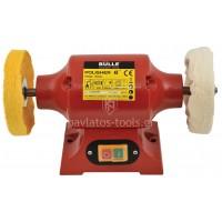 Τροχός γυαλίσματος Bulle 350 Watt Φ150x20x12,7mm 41839