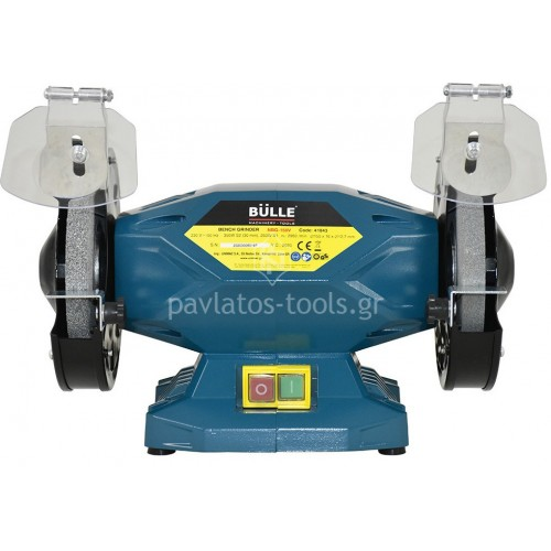 Δίδυμος τροχός Bulle 150mm 350 Watt 41843
