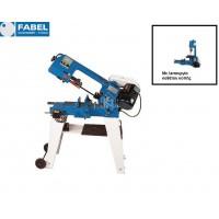 Σιδηροπρίονο ταινίας Fabel ελαφρού τύπου σε βάση Fabel G5012 W 370W 43203