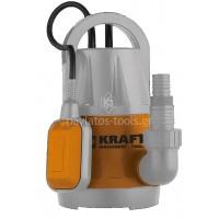 Υποβρύχια αντλία ομβρίων υδάτων Kraft 450 Watt 43521