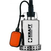 Υποβρύχια αντλία Kraft ομβρίων υδάτων inox 750 Watt 43527