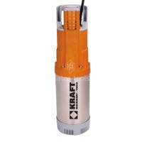 Υποβρύχια αντλία πηγαδιών αυτόματης λειτουργίας Kraft 1000 Watt 43529