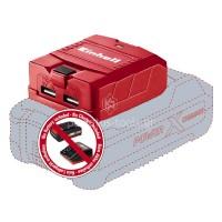 Αντάπτορας Einhell USB μπαταρίας  Expert Plus TE-CP 18 Li Solo 4514120
