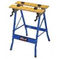 Πάγκος εργασίας Bulle με ξύλινο τραπέζι mdf 47612