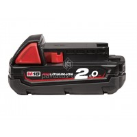 Μπαταρία Milwaukee 18V 2.0 Ah M18 B2 4932430062